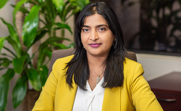 Esolvit CEO Usha Boddapu credits the strength of women leaders for navigating COVID-19